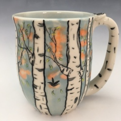BIRCH TREE FALL $38.