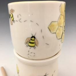 Bee Cups $32
