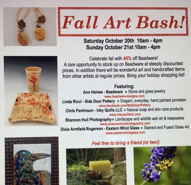 FALL ART BASH
